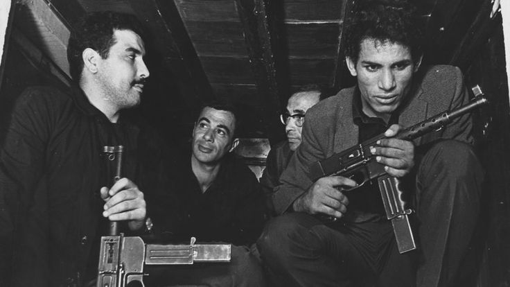 The Battle Of Algiers: Cinematic Classic Of Resistance Returns To The Big Screen : Monkey See : NPR