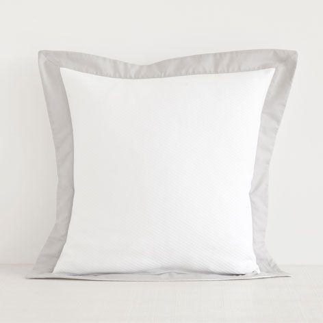 LINEN BORDER CUSHION - Cushions - Bedroom | Zara Home Switzerland