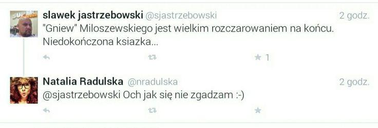 Gniew Miłoszewski