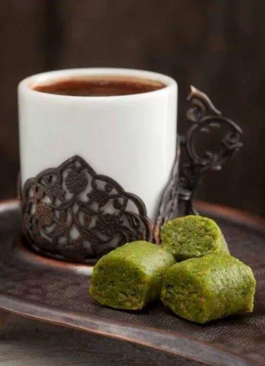 Gorgeous Turkish coffee cups