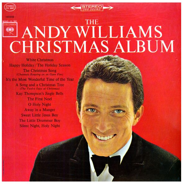 Andy Williams The Andy Williams Christmas Album Quot Lp