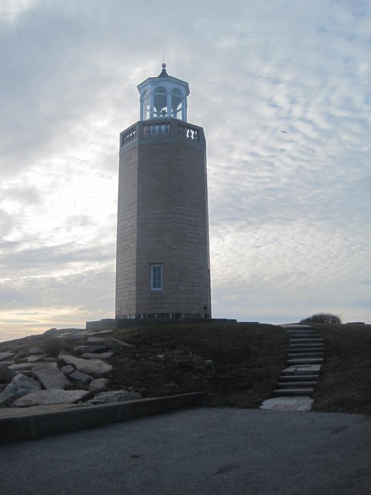 A local light house.