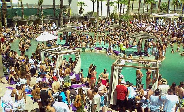 REHAB Pool Party
