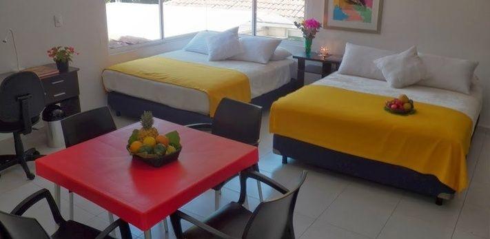 HABITACIÓN MASTER TWIN Hotel Casa Santa Monica Campestre Pance
