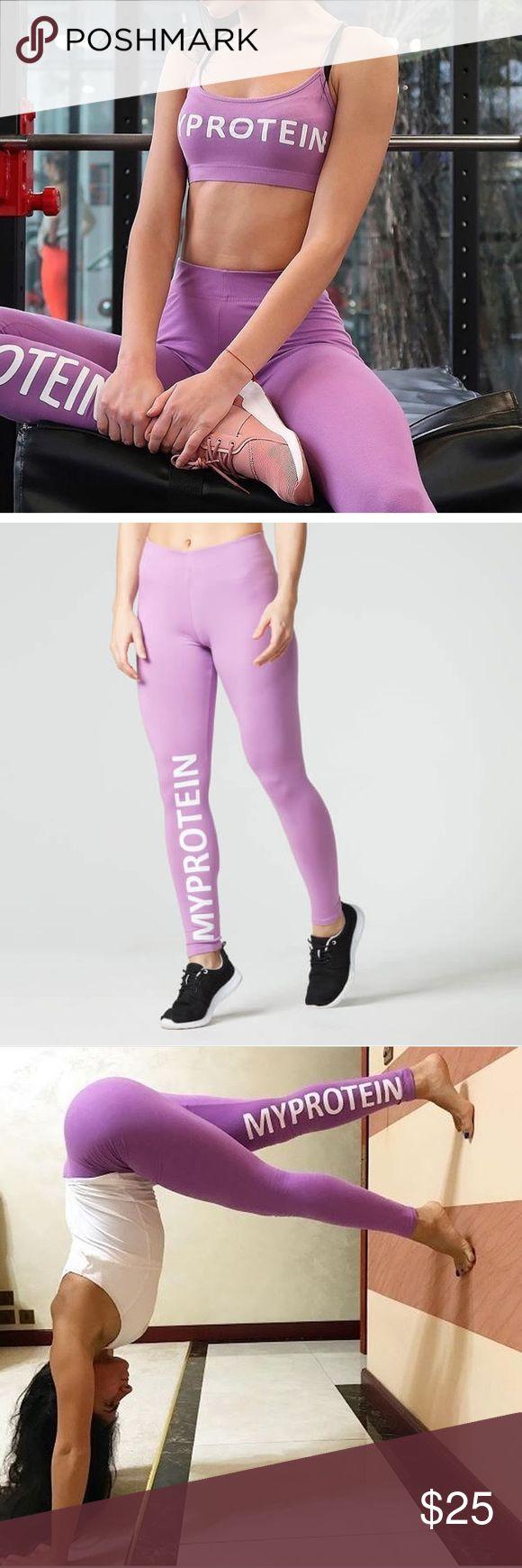 Leggings My protein leggings Myprotein leggings Nike Lululemon  Adidas Underarmour Gymshark Pants Leggings