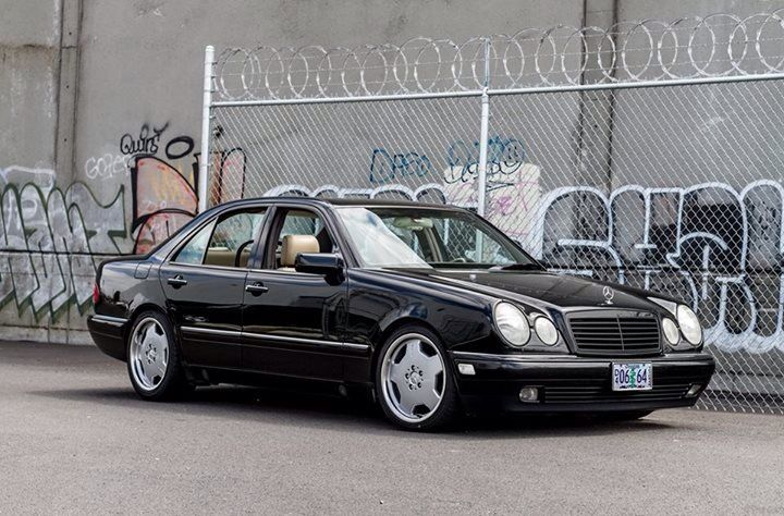 my newest daily driver 1997 mercedes benz w210 e320 pinterest mercedes benz and benz. Black Bedroom Furniture Sets. Home Design Ideas