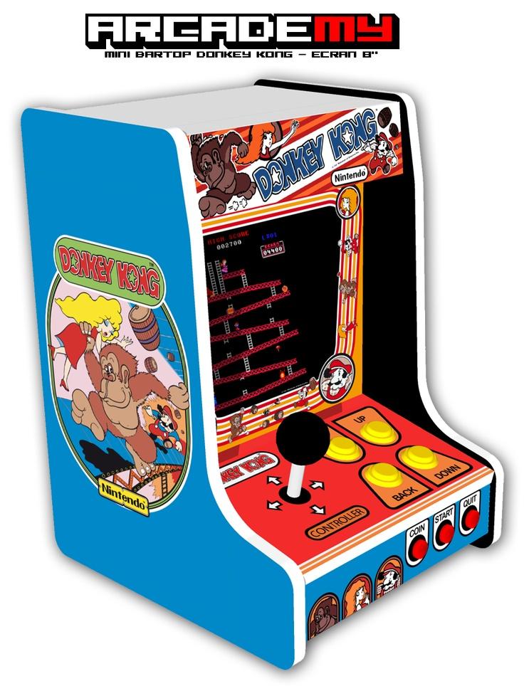 donkey kong arcade online