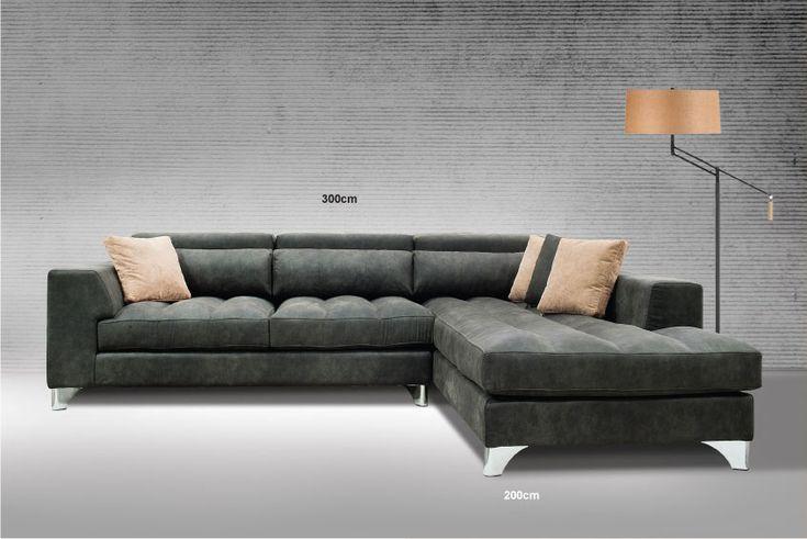 ΚΑΝΑΠΕΣ ΓΩΝΙΑ LONDON     Μοντέρνος καναπές γωνία με καπιτονέ μαξιλάρια καθίσματος   Ύφασμα αδιάβροχο πλενόμενο αλέκιαστο (easy clean) για εύκολο καθάρισμα  Μαξιλάρια αποσπώμενα με φερμουάρ    Δυνατότητα  αλλαγής πλευράς της γωνίας.  Δυνατότητα αλλαγής διαστάσεων  Μεγάλη επιλογή υφασμάτων  Ελληνικής κατασκευής