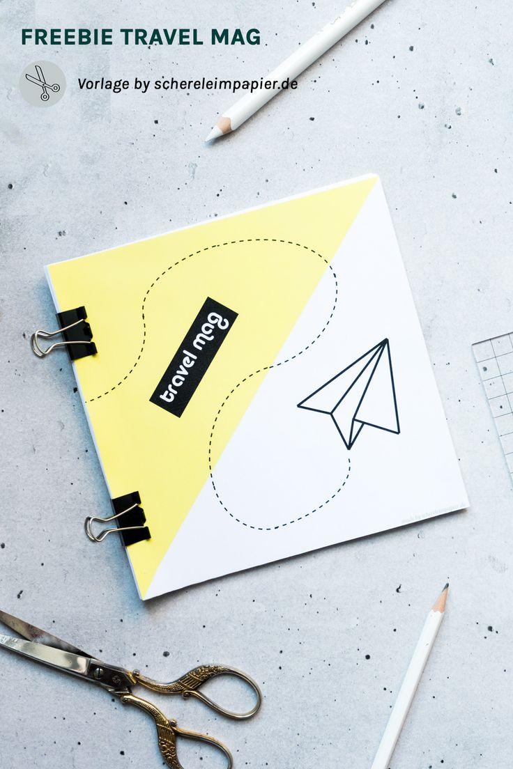Kostenloser Reiseplaner zum Ausdrucken | Freebie Reisetagebuch |gratis Printable von schereleimpapier.de | Printable free deutsch | Travel Mag | Travel Planner | Travel Journal Ideen | Druckvorlage | #freebie