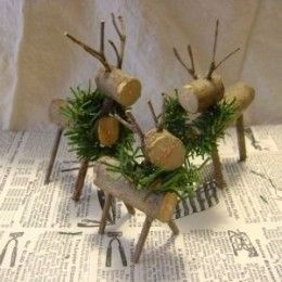 Twig Crafts Projects