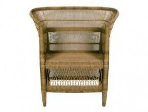 Malawi Chair – Natural | Craft Enterprises