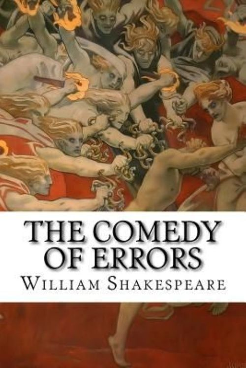 NEW The Comedy of Errors by William Shakespeare Paperback Book (English) Free Sh