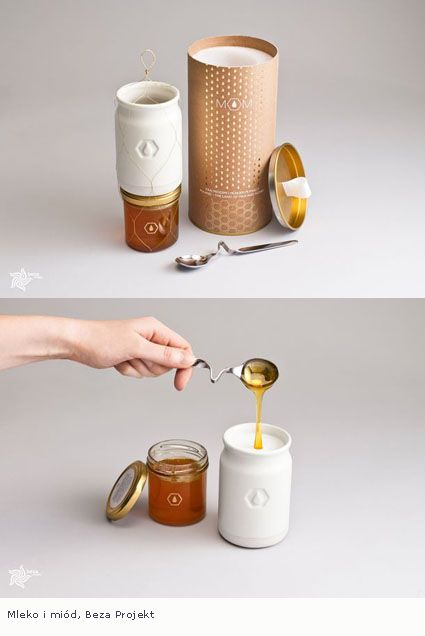 MILK & HONEY / BEZA DESIGN