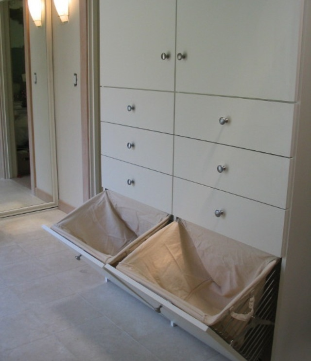Built In Clothes Hampers Closets Pinterest Clothes And Hampers
