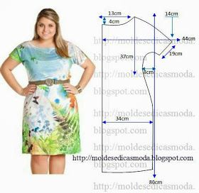 Molds Fashion for Measure: DRESS TO MAKE EASY - 23