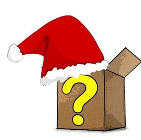 Secret Santa Mystery Gift Box! - 3 categories to choose from!