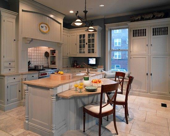 Kitchen kitchen breakfast bar ideas design pictures remodel decor