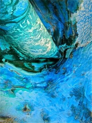 Lidia Shaddow © Other side of Atlantis. Digital print. Dimension varies.
