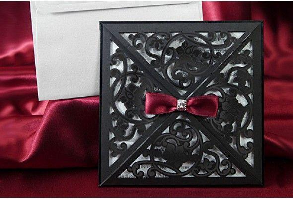Faire Part #Mariage #Luxe #Fairepart mariage baroque http://www.tour-babel.com/faire-part-mariage-baroque.html