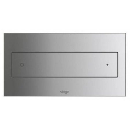 VIEGA Visign for Style 12 ovládací deska 8332.1 ušl. mat/velurchrom 597276