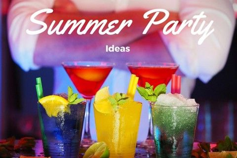 How to Throw an Awesome Summer Party in Your Own Backyard