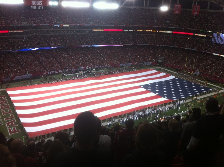 Ga. Dome - Falcons Playoffs