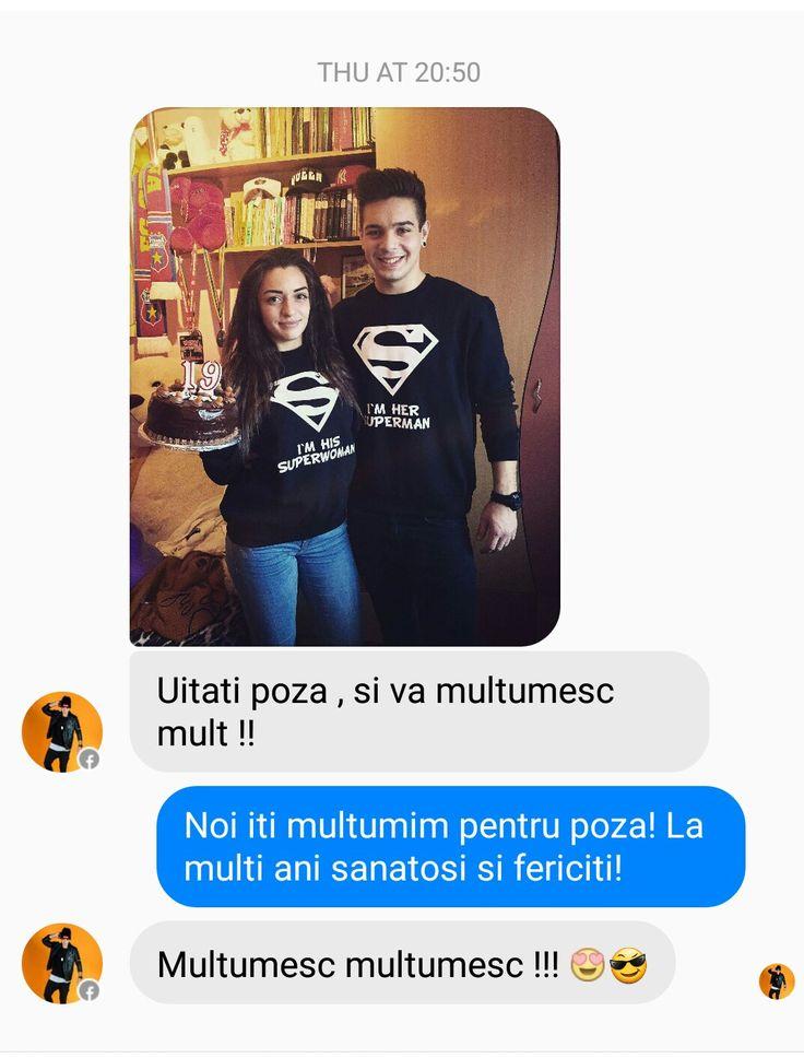 Bluzoane ( Hanorac ) SuperMan si Superwoman