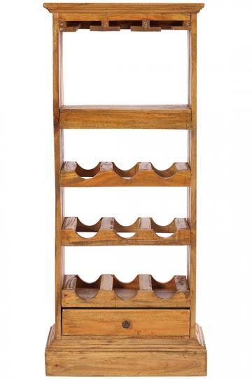 Bota Wine Rack - Wood Wine Rack - Wine Storage | HomeDecorators.com