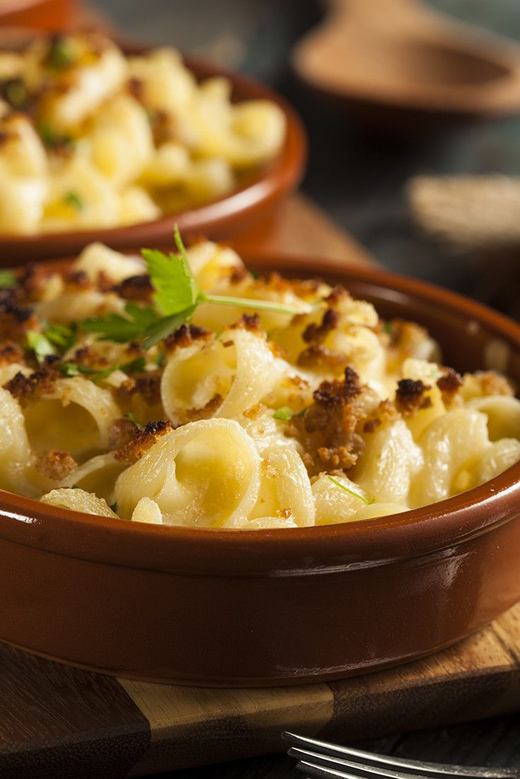 Mac 'n Cheese is usually a diet buster, but this tasty recipe will satisfy your comfort food cravings without going overboard.