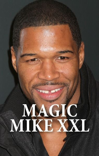 Michael Strahan talked about his upcoming appearance in the 'Magic Mike' sequel. http://www.recapo.com/live-with-kelly-ripa/live-with-kelly-co-hosts/live-international-coffee-day-michael-strahan-magic-mike-sequel/