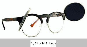 Flippin' Clubmaster Sunglasses - 125 Tortoise