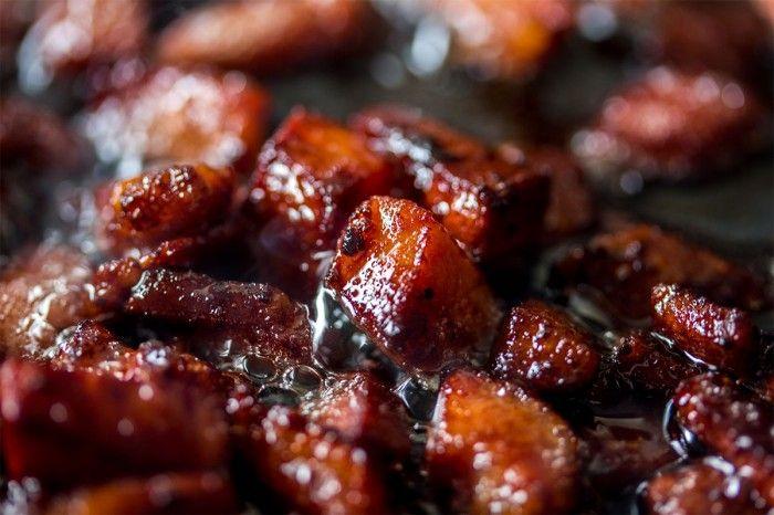 Brændende kærlighed på Fanø skinke og salturt