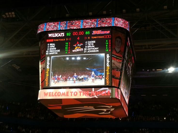 Wildcats win grand final game 01