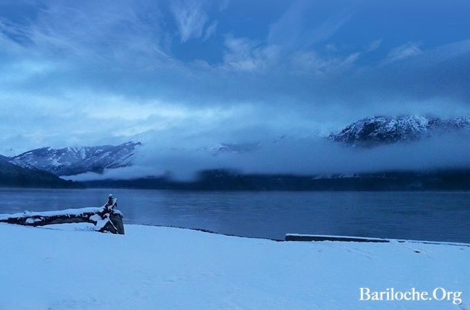 Buen día!! Martes fresquito en #Bariloche. La temperatura actual es de -4°! Foto de la Semana: