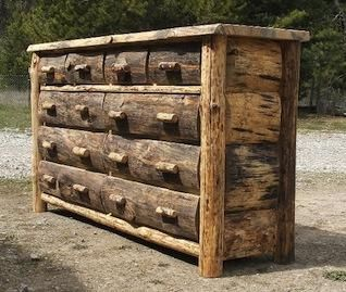 How To Build Rustic Furniture - InfoBarrel