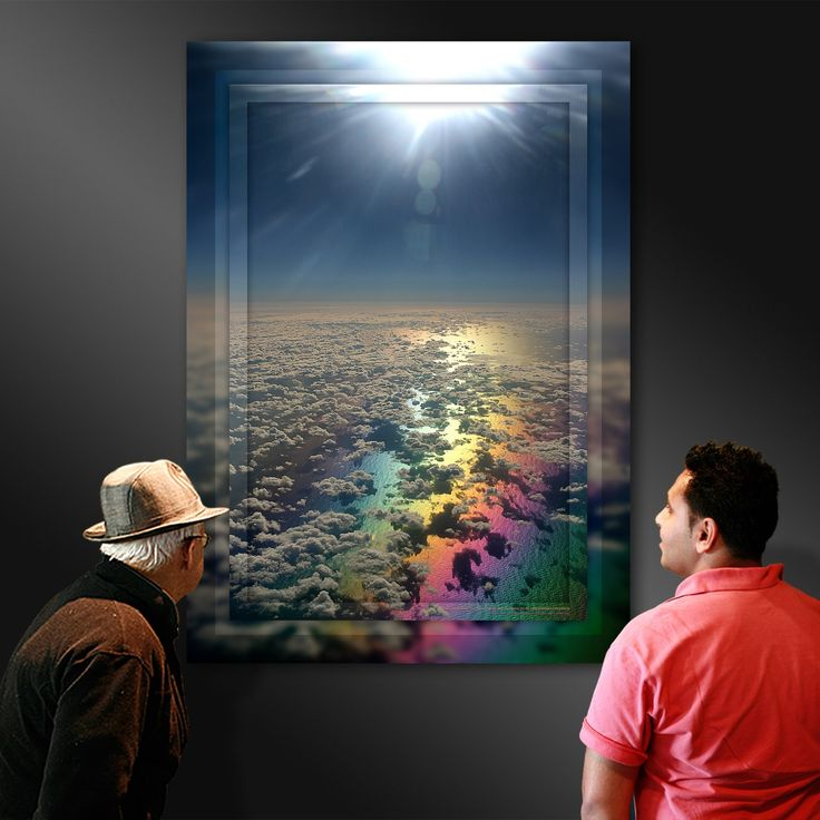 UNDER THE FIRMAMENT 1 - The simple glory - Ian Anderson Fine Art http://ianandersonfineart.com