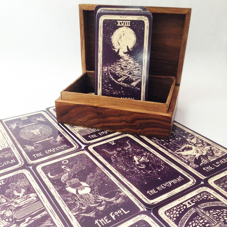 The Light Visions Full 78 Card Tarot Deck – James R. Eads Illustration <-- This is the Tarot deck I want more than any other, but it's $65. Maybe after Christmas....