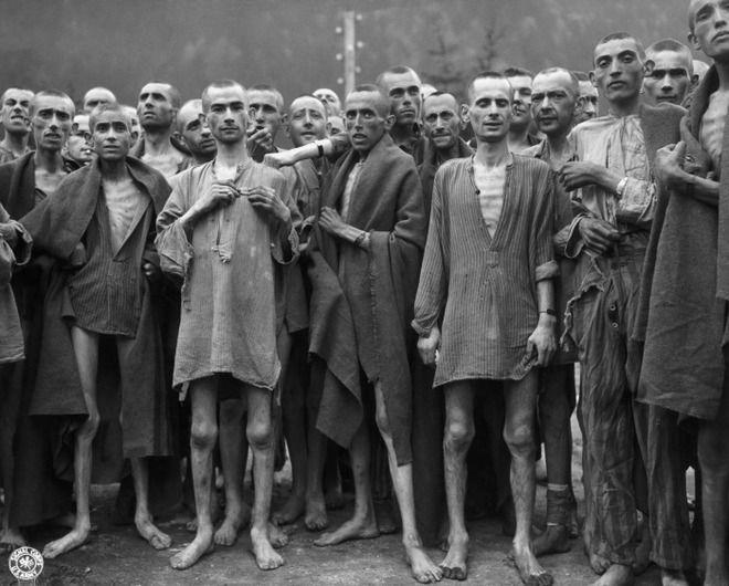 Так они же расстреляли не палачей, а тех из тыла , что их сменили перед сдачей лагеря ! Первые эшелоны пленных немцев из Сталинграда, из вагона в 100 человек вышло 6(!), так как не давали воды несколько суток пути, солдаты ВЕРМАХТА (а не СС) умерли от жажды .Далее из ШЕСТИ - ЧЕТВЕРО умерло уже в лагерях ГУЛАГа ,а ДВОЕ вернулись в Германию в 50-х годах . Солдаты Красной Армии тогда понятия не имели о Дахау. Я знал человека , что был в Освенциме, а после уже в нашем лагере СССР. Так вот он…