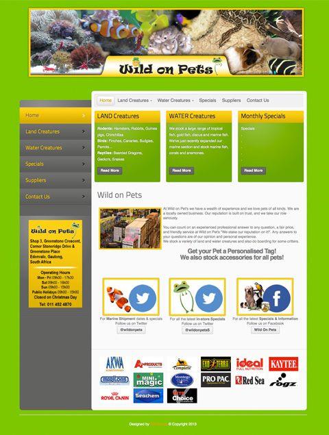 Wild On Pets