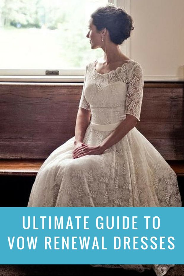 17 best images about vow renewal dresses on pinterest for Dresses to renew wedding vows