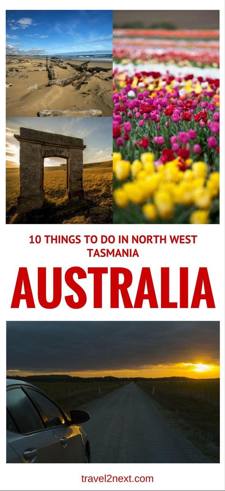 10 things to do in north west Tasmania. Only 10? Tasmania's north-west region, is diverse and captivating.