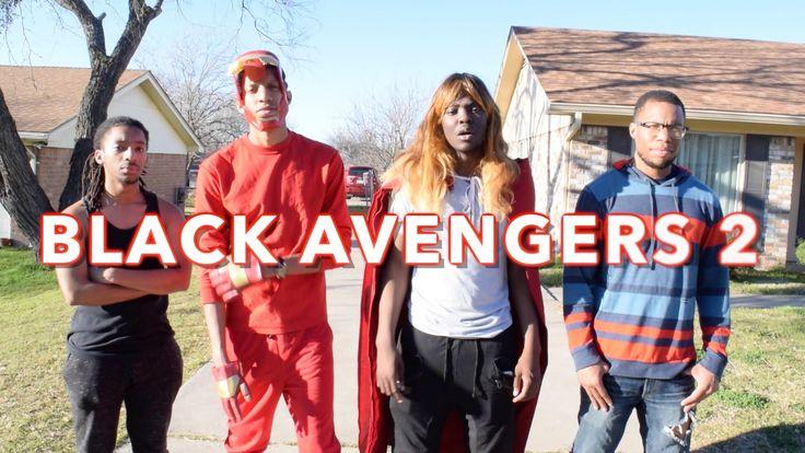 The Black Avengers 2 - YouTube