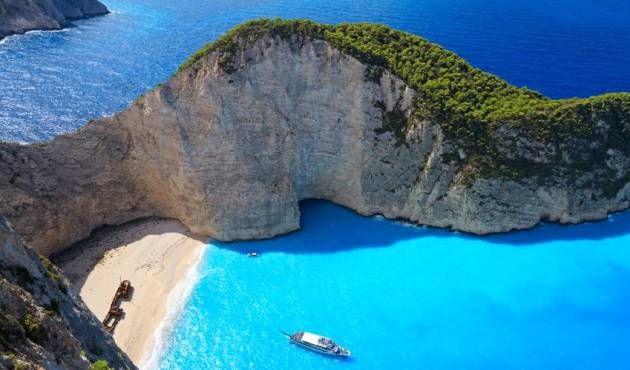 Attica Pass' til Ø-hop i Grækenland
