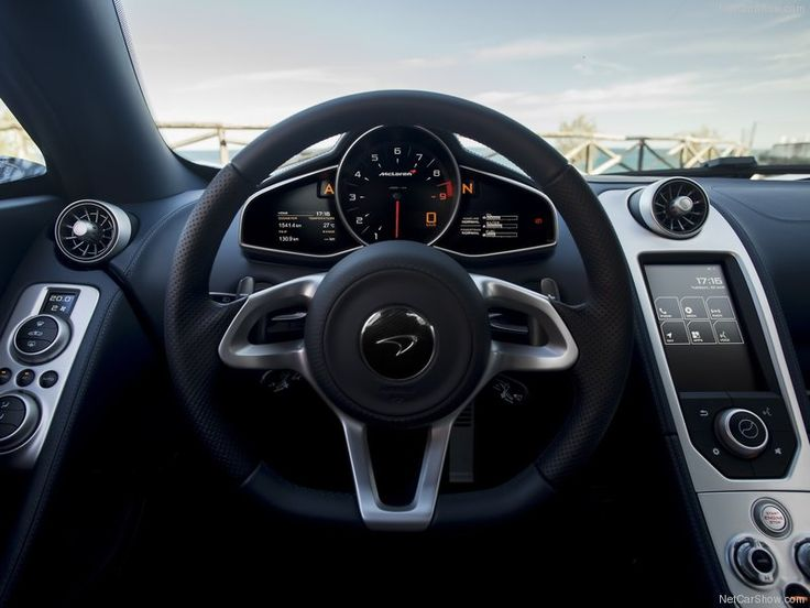 McLaren-650S_2016_Interior