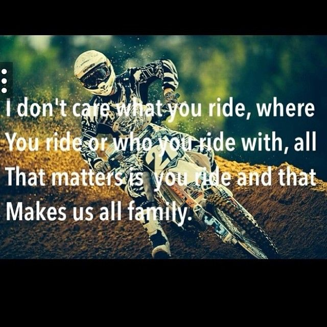 Motocross Quotes 34                                                                                                                                                                                 More