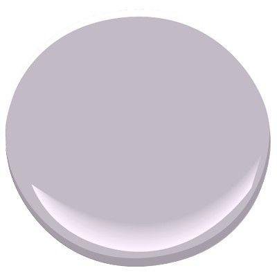 Paint Swatch - African Violet  http://www.benjaminmoore.com/en-us/for-your-home/color-gallery?cd=2116-50=CP