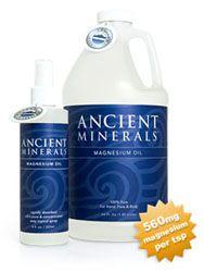 ancient minerals magnesium spray