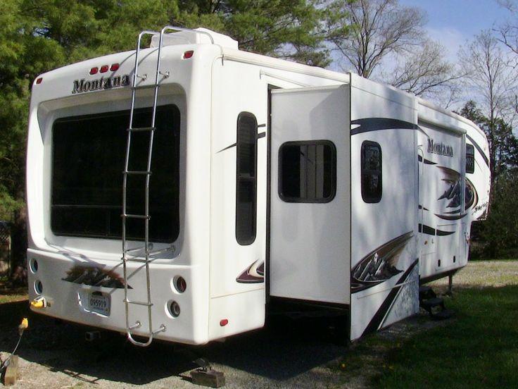 2011 Keystone Montana 3150rl Used Fifth Wheel For Sale By