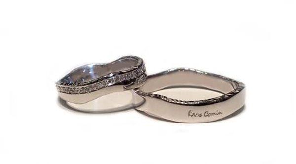 Diamante per fede nuziale in regalo: la promo di Eros Comin