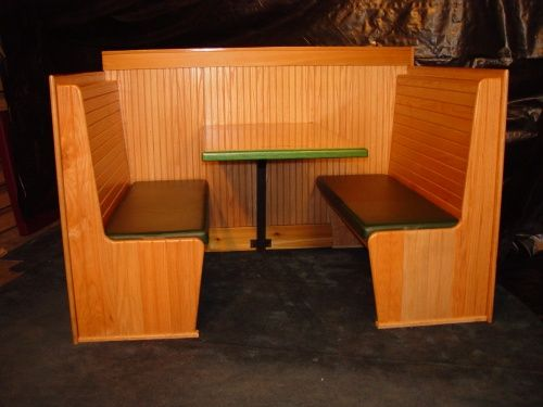 Banquette seating for sale amc restaurant booths tables furniture happy wanderer - Kitchen booths for sale ...